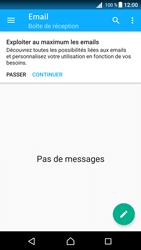 Sony E5823 Xperia Z5 Compact - Android Nougat - E-mail - Configuration manuelle - Étape 6