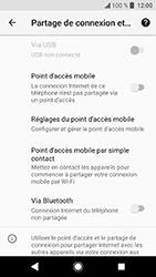 Sony Xperia XA2 - Internet et connexion - Partager votre connexion en Wi-Fi - Étape 6