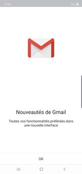 Samsung Galaxy Note10 - E-mail - Configuration manuelle - Étape 6