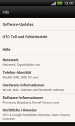 HTC One SV - Software - Installieren von Software-Updates - Schritt 6