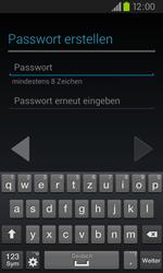 Samsung Galaxy S2 Plus - Apps - Konto anlegen und einrichten - 7 / 15