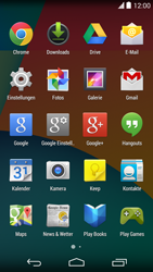 LG D821 Google Nexus 5 - E-Mail - Konto einrichten - Schritt 3