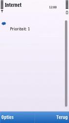 Nokia C5-03 - internet - handmatig instellen - stap 12