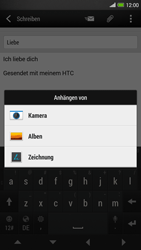 HTC One Max - E-Mail - E-Mail versenden - 2 / 2