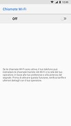 Nokia 8 - WiFi - Attivare WiFi Calling - Fase 9