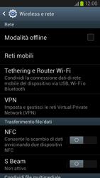 Samsung Galaxy S III LTE - Internet e roaming dati - Configurazione manuale - Fase 5