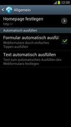 Samsung Galaxy S3 - Internet - Apn-Einstellungen - 20 / 24
