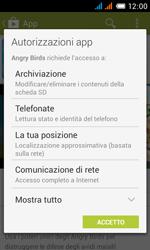 Alcatel One Touch Pop C3 - Applicazioni - installazione delle applicazioni - Fase 19