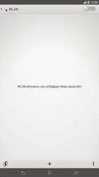 Sony Xperia Z Ultra LTE - WLAN - Manuelle Konfiguration - 1 / 1
