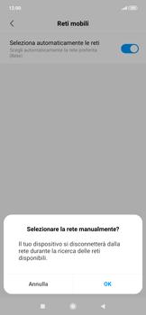 Xiaomi RedMi Note 7 - Rete - Selezione manuale della rete - Fase 8
