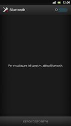 Sony Xperia S - Bluetooth - Collegamento dei dispositivi - Fase 5