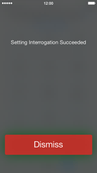 Apple iPhone 5c - Voicemail - Manual configuration - Step 5