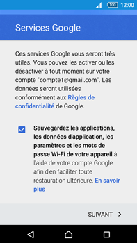 Sony Xperia Z5 Premium (E6853) - Applications - Créer un compte - Étape 16