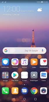 Huawei P20 - E-mail - Handmatig instellen (gmail) - Stap 2