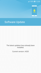 Samsung Galaxy A5 (2017) - Software - Installing software updates - Step 8