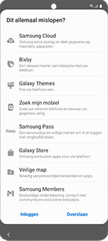 Samsung galaxy-a51-sm-a515f - Instellingen aanpassen - Nieuw toestel instellen - Stap 30