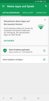 Samsung Galaxy S9 Plus - Apps - Nach App-Updates suchen - Schritt 6