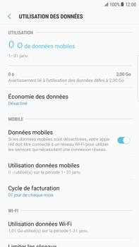 Samsung Galaxy S6 Edge+ - Android Nougat - Internet - activer ou désactiver - Étape 6