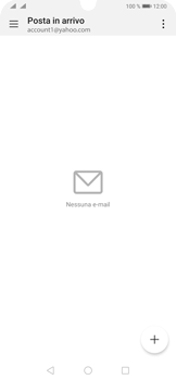Huawei P30 Pro - E-mail - 032b. Email wizard - Yahoo - Fase 9