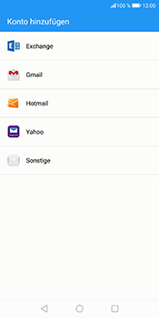 Huawei Honor 9 Lite - E-Mail - Konto einrichten (outlook) - 5 / 11