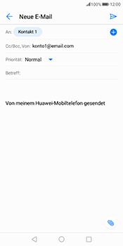 Huawei Mate 10 Pro - E-Mail - E-Mail versenden - 8 / 18