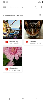 Samsung Galaxy S20 5G Dual-SIM eSIM SM-G981B - E-mail - Hoe te versturen - Stap 15