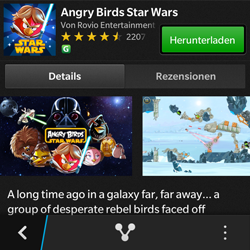 BlackBerry Q5 - Apps - Herunterladen - 21 / 25