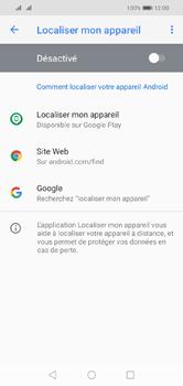 Huawei Y5 (2019) - Appareil - configurer Localiser mon appareil - Étape 5
