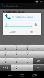 Acer Liquid Jade Z - Messagerie vocale - Configuration manuelle - Étape 10