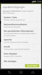 Sony Xperia V - Apps - Installieren von Apps - Schritt 9
