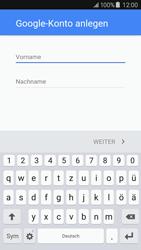 Samsung Galaxy J5 (2016) - Apps - Konto anlegen und einrichten - 7 / 24
