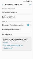 Samsung Galaxy Xcover 4 - Fehlerbehebung - Handy zurücksetzen - 0 / 0