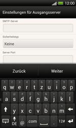HTC C525u One SV - E-Mail - Konto einrichten - Schritt 14