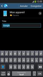 Samsung I9195 Galaxy S IV Mini LTE - Internet - Navigation sur Internet - Étape 7