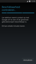Samsung G900F Galaxy S5 - Applicaties - Account aanmaken - Stap 9