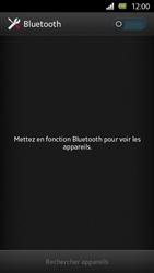 Sony Xperia U - Bluetooth - Jumelage d