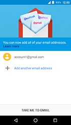 Crosscall Action X3 - E-mail - Manual configuration (gmail) - Step 12