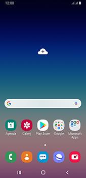 Samsung galaxy-a8-2018-sm-a530f-android-pie - Beveiliging en ouderlijk toezicht - Zoek mijn mobiel inschakelen - Stap 2