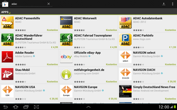 Samsung Galaxy Note 10-1 - Apps - Herunterladen - 18 / 22
