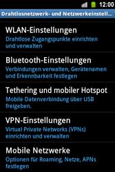 Samsung S5830 Galaxy Ace - Ausland - Auslandskosten vermeiden - Schritt 7