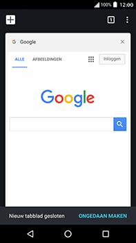 Acer Liquid Zest 4G Plus - Internet - hoe te internetten - Stap 18