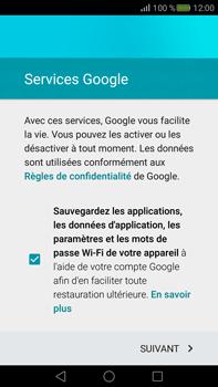 Huawei Mate S - E-mail - Configuration manuelle (gmail) - Étape 14