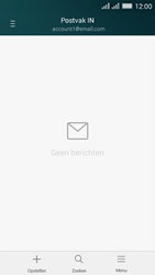 Huawei Y635 Dual SIM - E-mail - Handmatig instellen - Stap 4