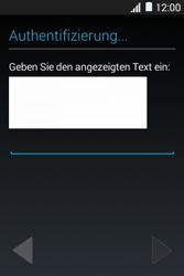 Samsung Galaxy Young 2 - Apps - Konto anlegen und einrichten - 18 / 25