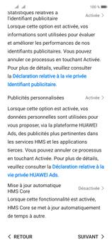Huawei P40 Lite 5G - Premiers pas - Configuration de l