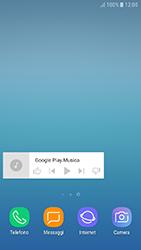 Samsung Galaxy J3 (2017) - Operazioni iniziali - Installazione di widget e applicazioni nella schermata iniziale - Fase 9