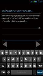 Fairphone Fairphone 1 - Applicaties - Account aanmaken - Stap 16