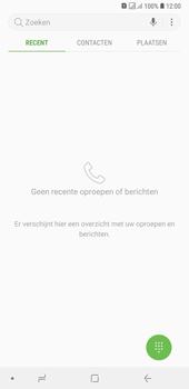 Samsung Galaxy A7 (2018) - voicemail - handmatig instellen - stap 5