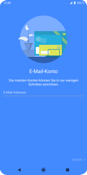 Sony Xperia XZ3 - E-Mail - Konto einrichten (outlook) - Schritt 6