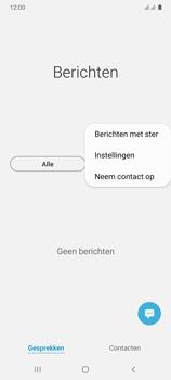 Samsung Galaxy A41 Dual-SIM (SM-A415F) - SMS - Handmatig instellen - Stap 5